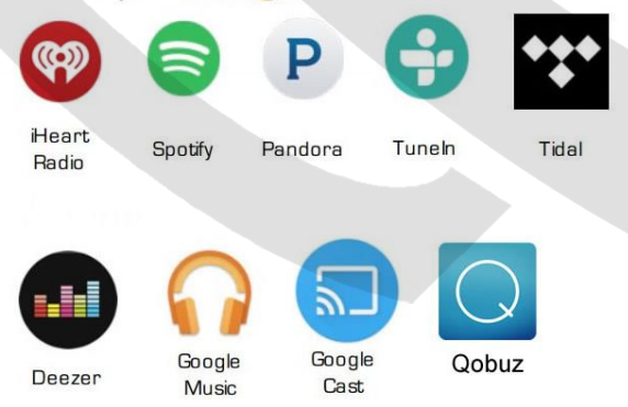 medley services musicaux streaming iEAST
